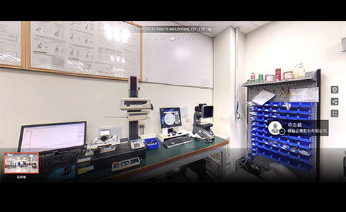 3D View of Our LAB
