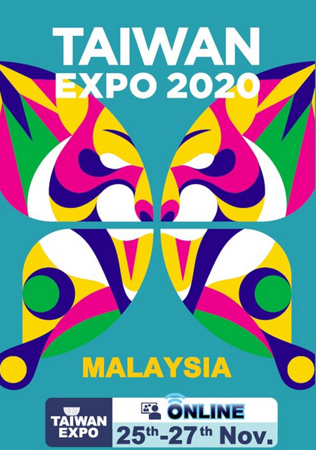 Taiwan Expo 2020 (online) in Malesia (Great Auto Parts)